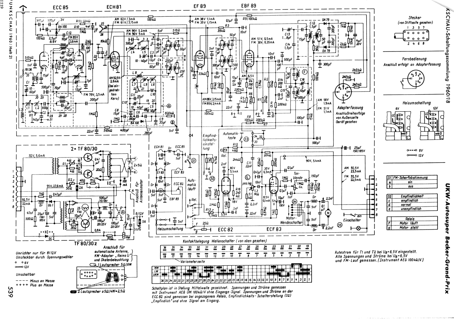 O4 Grand Prix Fuse Box Diagram Wiring Library Becker Europa Radio Get Free Image 04